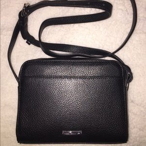 REBECCA MINKOFF LEATHER CAMERA BAG